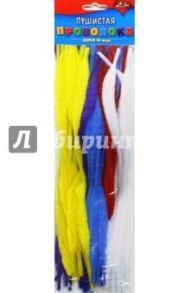 """Пушистая проволока """"Перья"""" (30 см, 40 штук, одноцветная) (С2587-01)"""