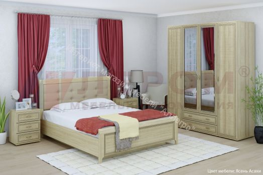 Спальня Карина - композиция 4