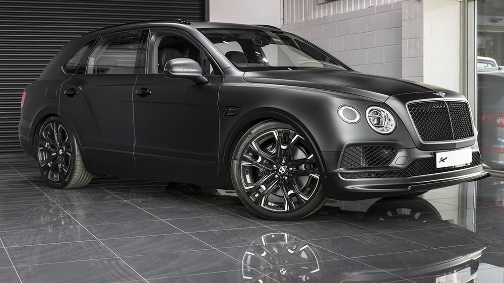 Le Mans Edition (Bentley Bentayga)