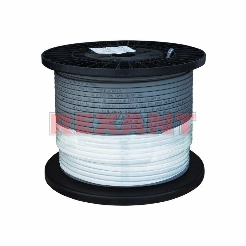 Саморегуляриющийся нагревающий кабель Rexant SRL24-2 51-0626