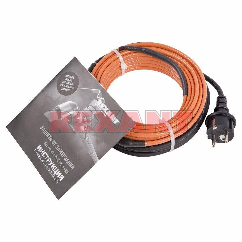 Саморегулирующийся пищевой кабель Rexant 10HTM2-CT 51-0602