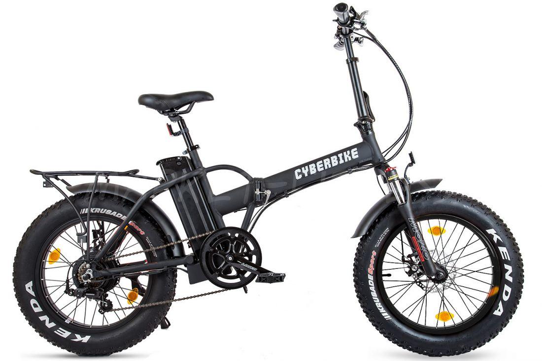 Фэтбайк Cyberbike Fat 500W