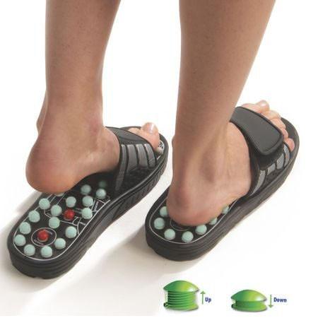 Тапочки  рефлекторные Spring Acupuncture Massage Slipper