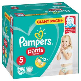 Pampers Pants XL66