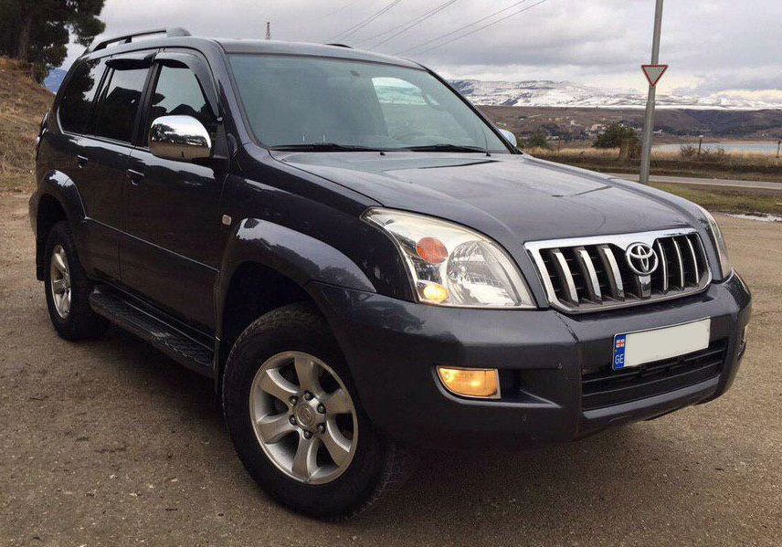 Toyota Land Cruiser Prado 2008г.