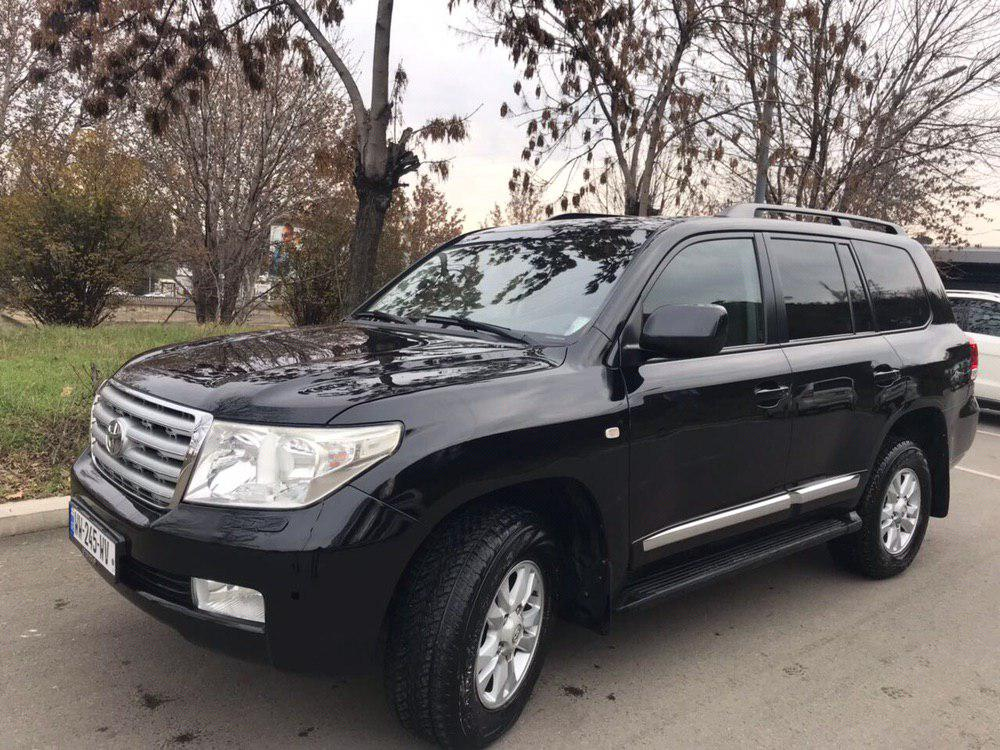 Toyota Land Cruiser 200 2009г.