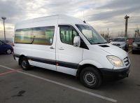 Аренда микроавтобуса Mercedes Sprinter В Тбилиси с доставкой по всей Грузии.