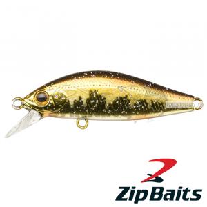 Воблер ZipBaits Rigge Flat 45S 45 мм / 3,8 гр / Заглубление: 0,2 - 1 м / цвет: 206R