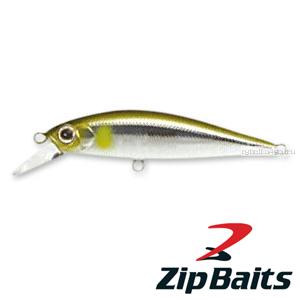 Воблер ZipBaits Rigge Flat 50S 50 мм / 5,3 гр / Заглубление: 0,3 - 1,2 м / цвет: 018R