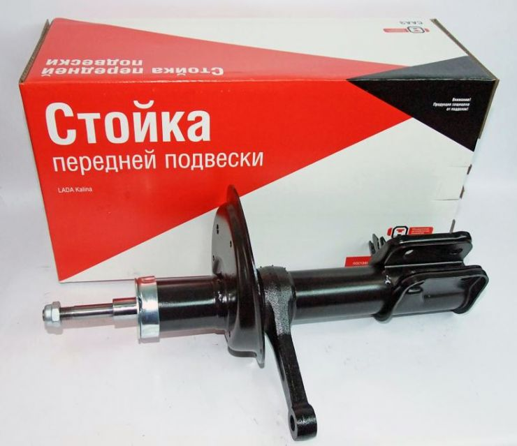 Амортизатор ВАЗ-1118 перед. стойка прав. (СААЗ)