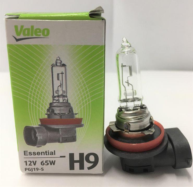 Лампа Н9 12V (65W) стандарт Valeo 032011