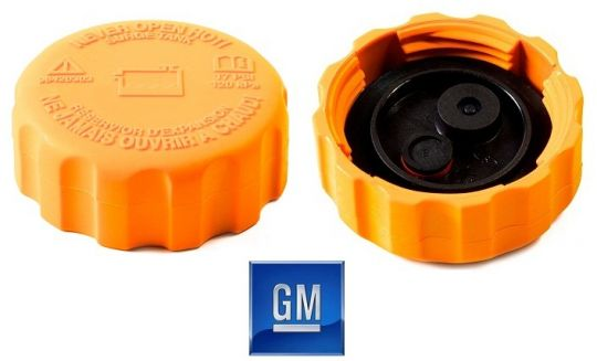 Крышка расширительного бачка Chevrolet Laccetti GM