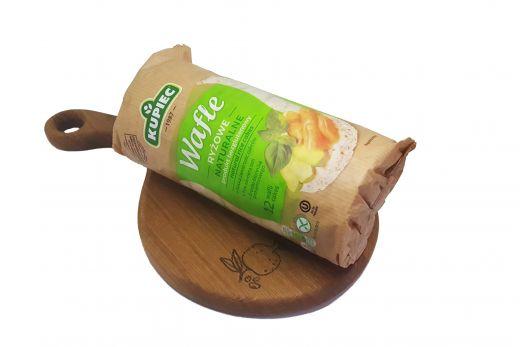 Хлебцы Kupiec рисовые натуральные 120 гр