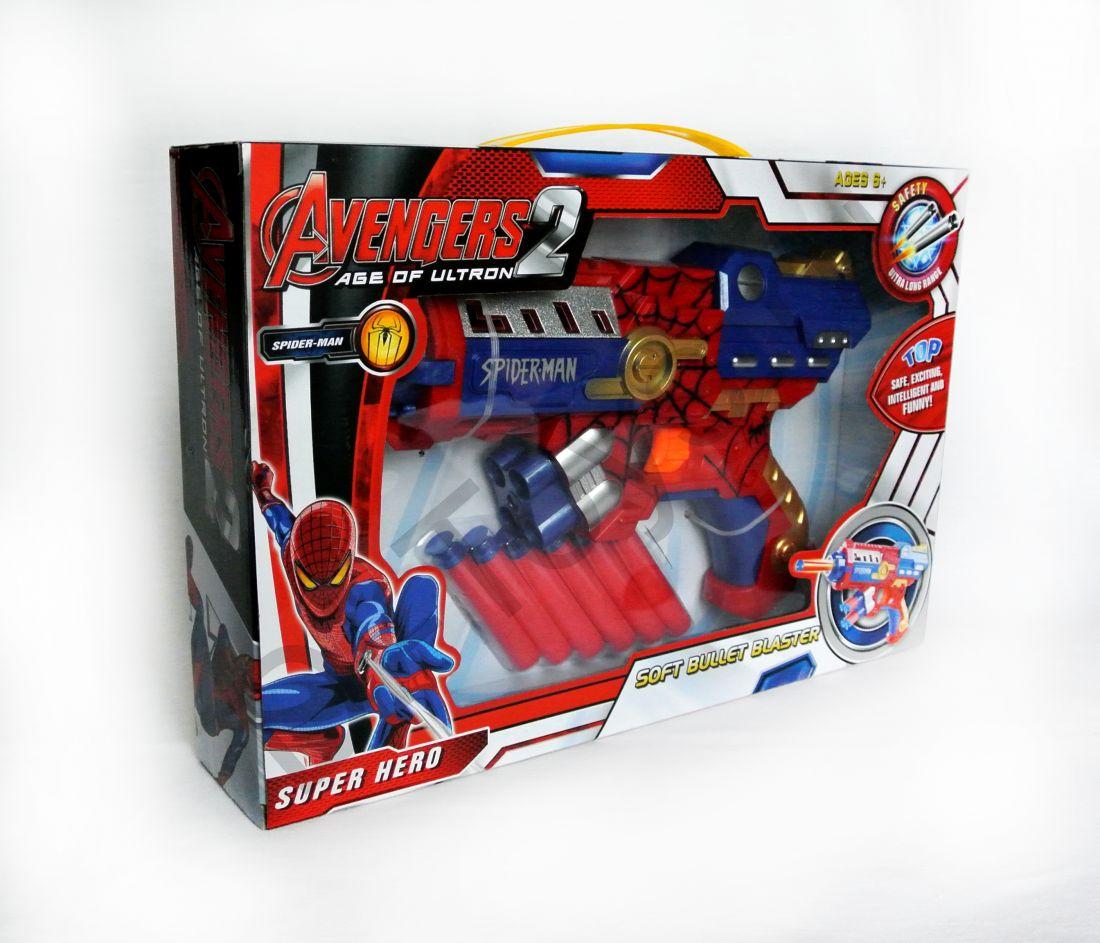 Бластер Человек-паук