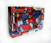 Бластер Человек-паук-di-toys.ru