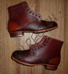 Ботинки немецкие, маршевые (Schnur-schuhe) М44,  реплика