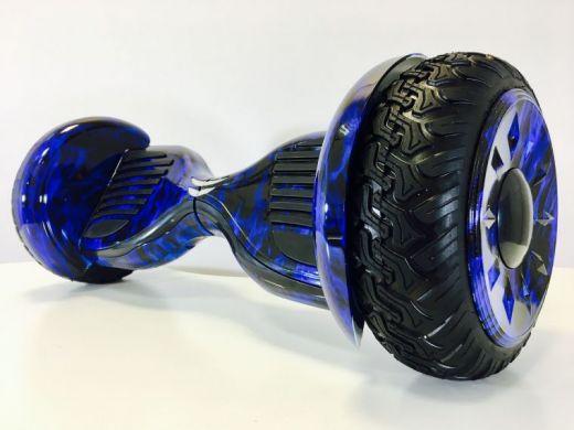 Гироскутер Smart Balance 12 Самобаланс APP Синий Огонь