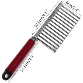 Нож для нарезки овощей
