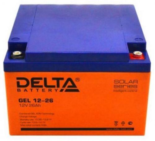 Аккумуляторная батарея GEL 12-26