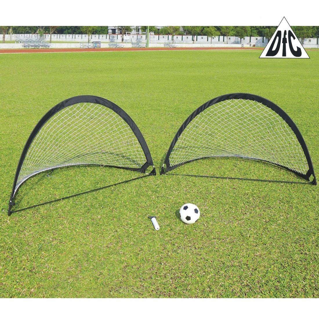 Ворота игровые DFC Foldable Soccer 2