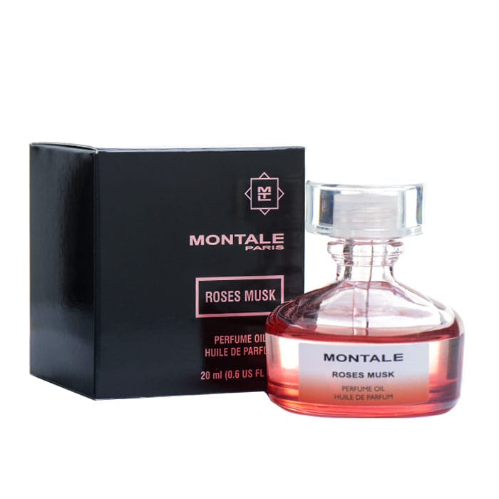 Масляные духи Montale Roses Musk 20ml AОЭ