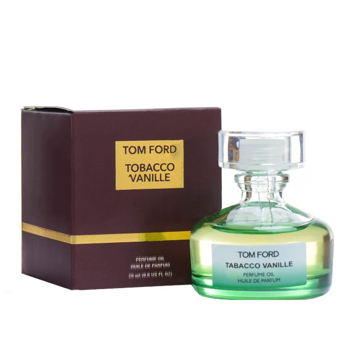 Масляные духи Tom Ford Tabacco Vanille 20ml АОЭ