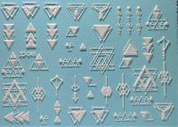 Слайдер-дизайн 3D-048 (белые) на водной основе