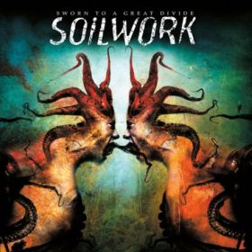 SOILWORK - SWORN TO A GREAT DIVIDE +1 bonus track (CD+DVD) 2007