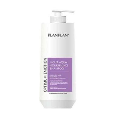 Легкий увлажняющий и питательный шампунь без силиконов XENO Planplan Light Aqua Nourishing Shampoo 1000мл