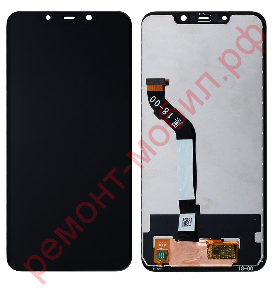 Дисплей для Xiaomi Pocophone F1 в сборе с тачскрином