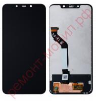 Дисплей для Xiaomi Pocophone F1 ( M1805E10A ) в сборе с тачскрином