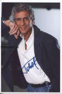 Автограф: Тото Кутуньо