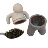 Ситечко для заваривания чая, Человечек, силиконовое (1)