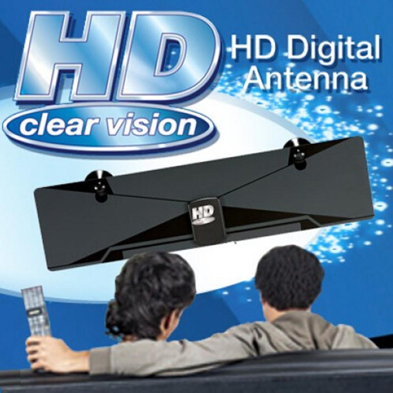 Цифровая HD антенна HD DIGITAL ANENNA на присосках