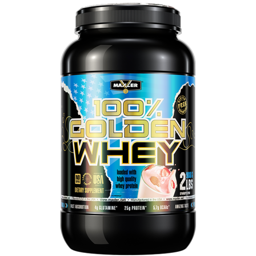 100% Golden Whey (908 гр.)
