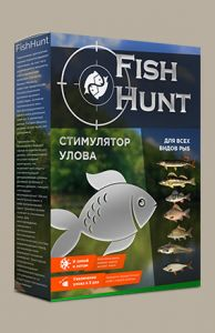 Стимулятор клёва рыбы Fish Hunt