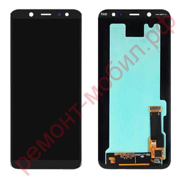 Дисплей для Samsung Galaxy A6 2018 ( SM-A600FZ ) в сборе с тачскрином