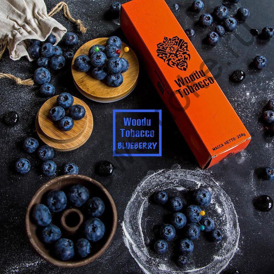 Woodu 250 гр - Голубика (Blueberry)