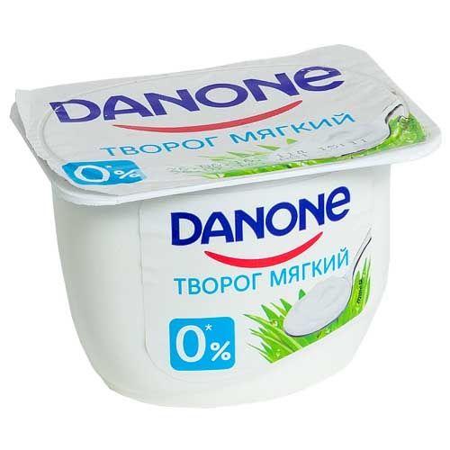 Творожок Данон 0,170