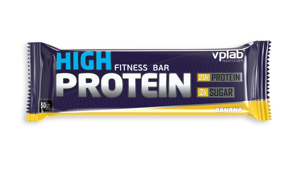 High Protein (50 гр.)