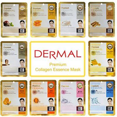 Dermal Premium Royal Маска косметическая 25 гр