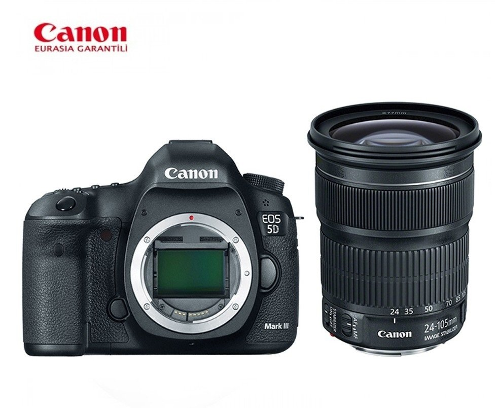 Canon EOS 5D Mark III Kit 24-105mm STM