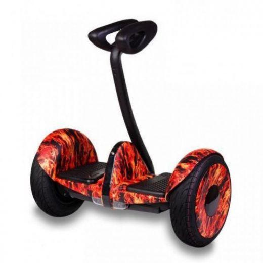 Мини-сигвей Mini Robot 36V Огонь Красный
