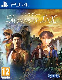Игра Shenmue I & II (PS4)
