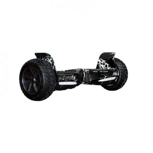 Гироскутер Smart Balance 9 Off-Road Самобаланс APP Молния Черная