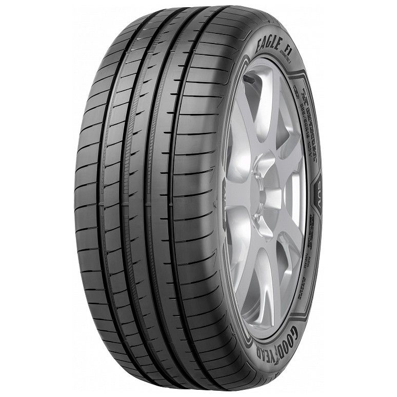 Goodyear 275/40/18  Y 99 EAG. F-1 ASYMMETRIC 3  Run On Flat (MO)