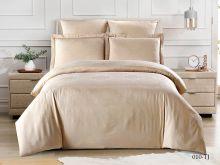 Комплект постельного белья Тенсель-жаккард  2-спальный  Арт.21/010-TJ