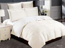 Комплект постельного белья Тенсель-жаккард  евро  Арт.31/004-TJ