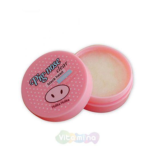 Holika Holika Сахарный скраб для очищения кожи от черных точек Pig-nose Clear Black Head Cleansing Sugar Scrub