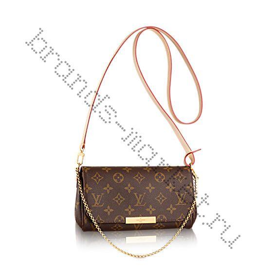 Louis Vuitton Favorite MM Monogram 95030